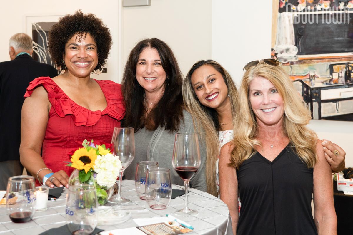 Tameka Wren, Mary Vice, Chandni Patel, Pam Chandler