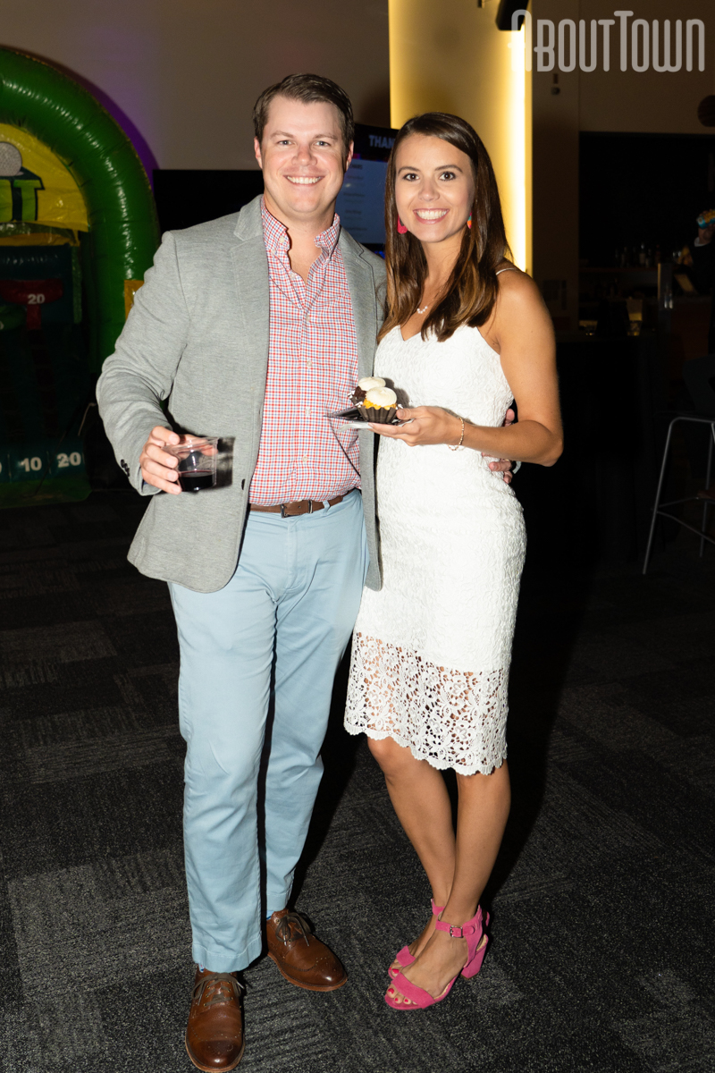Wade and Ashley Merritt