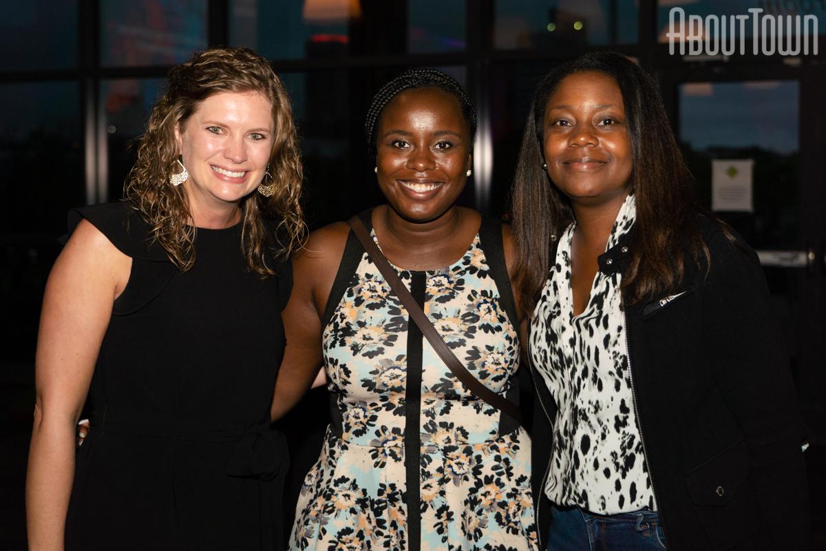 Kathryn Boyd, Breauna Peterson Johnson, Yawanna McDonald