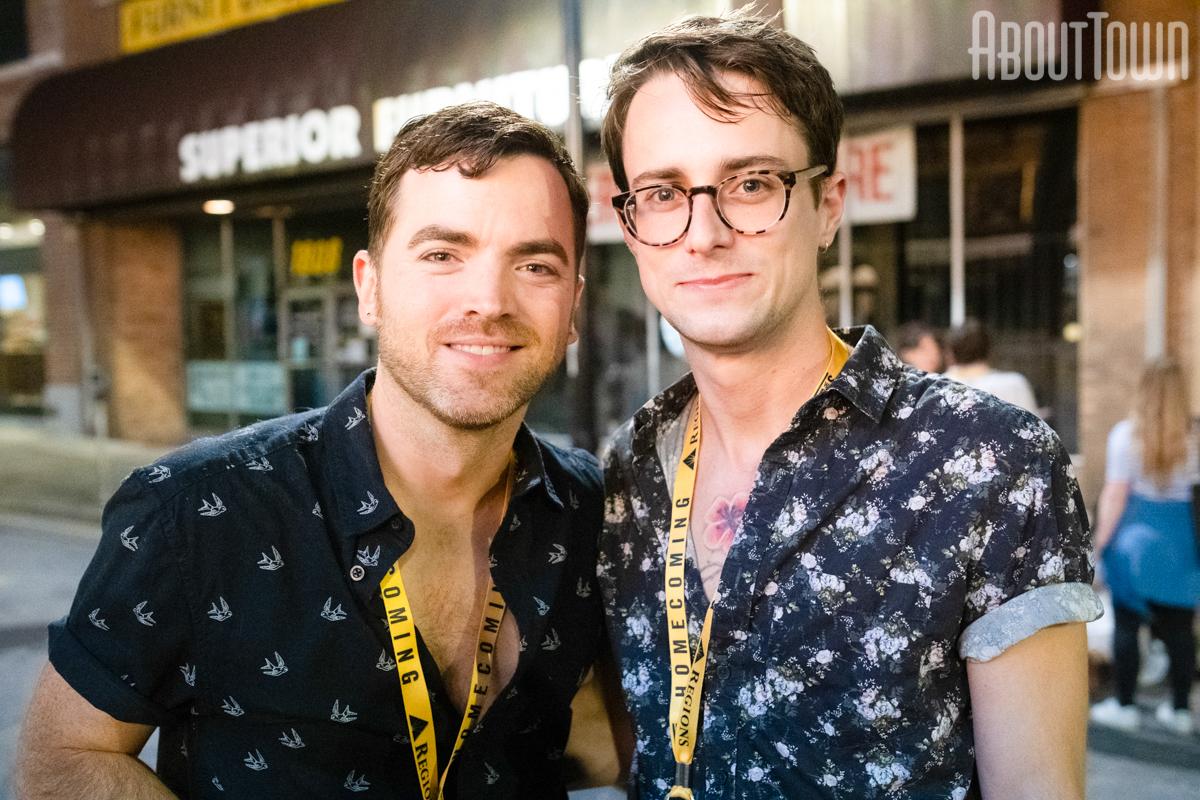 Jonathan Sweatt, Josh Hoggle