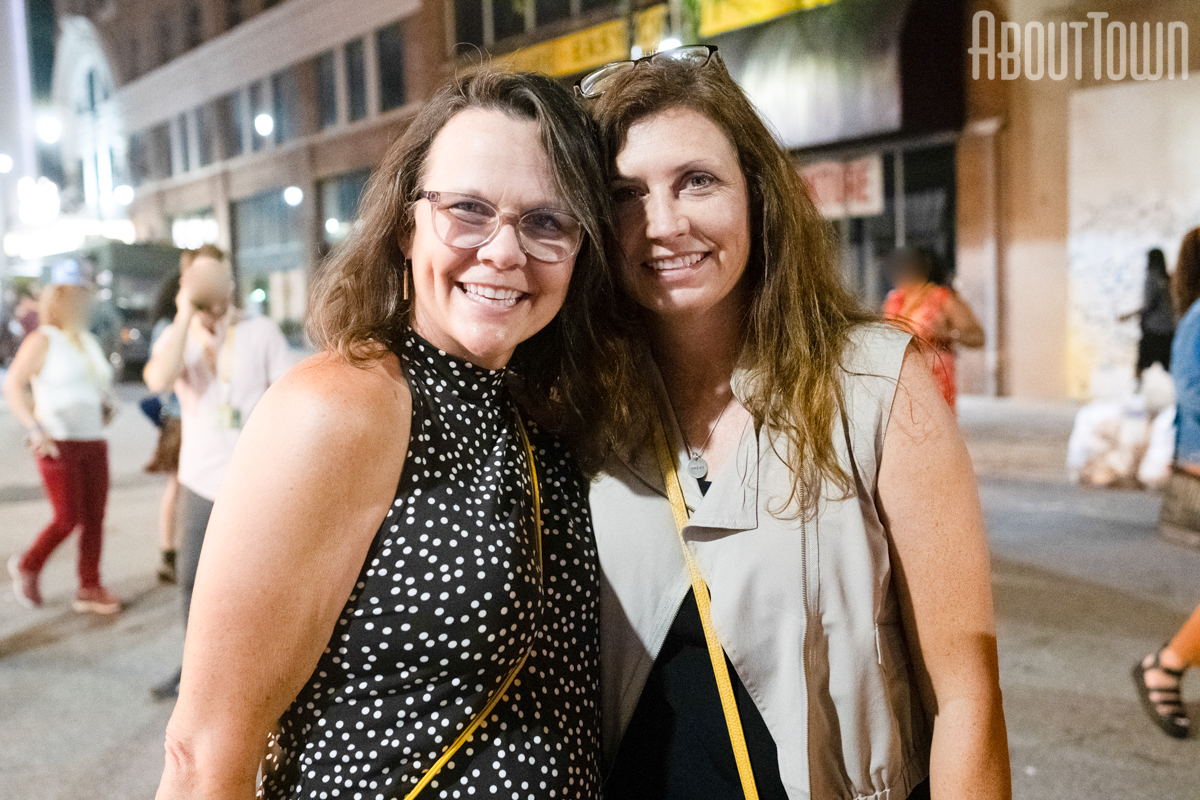 Angie Milford, Ruth Greer