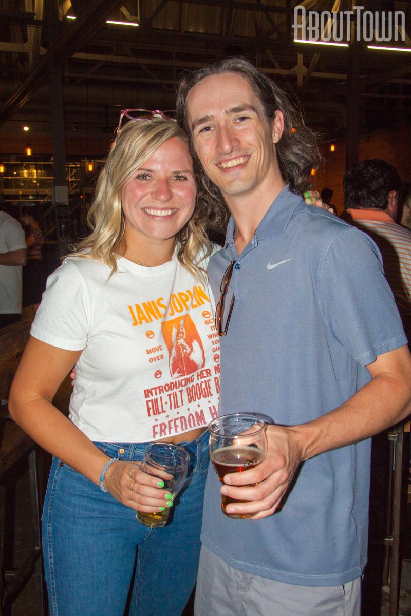 Katie Gaskins, JD Owings