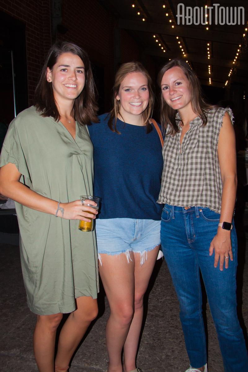 Mary Catherine Cheesebrough, Anna Goodson, Carli Bridges