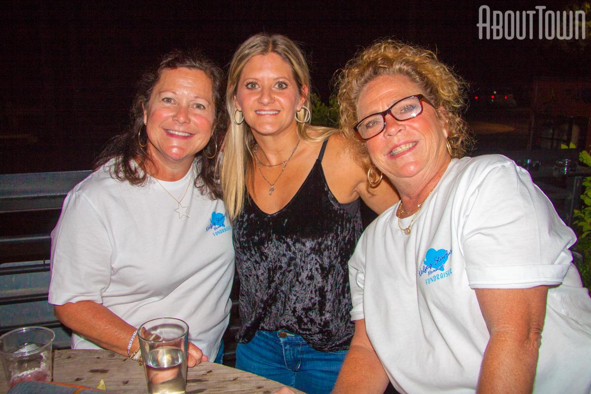 Christy Pittman, Melissa Gaillard, Tina Rose