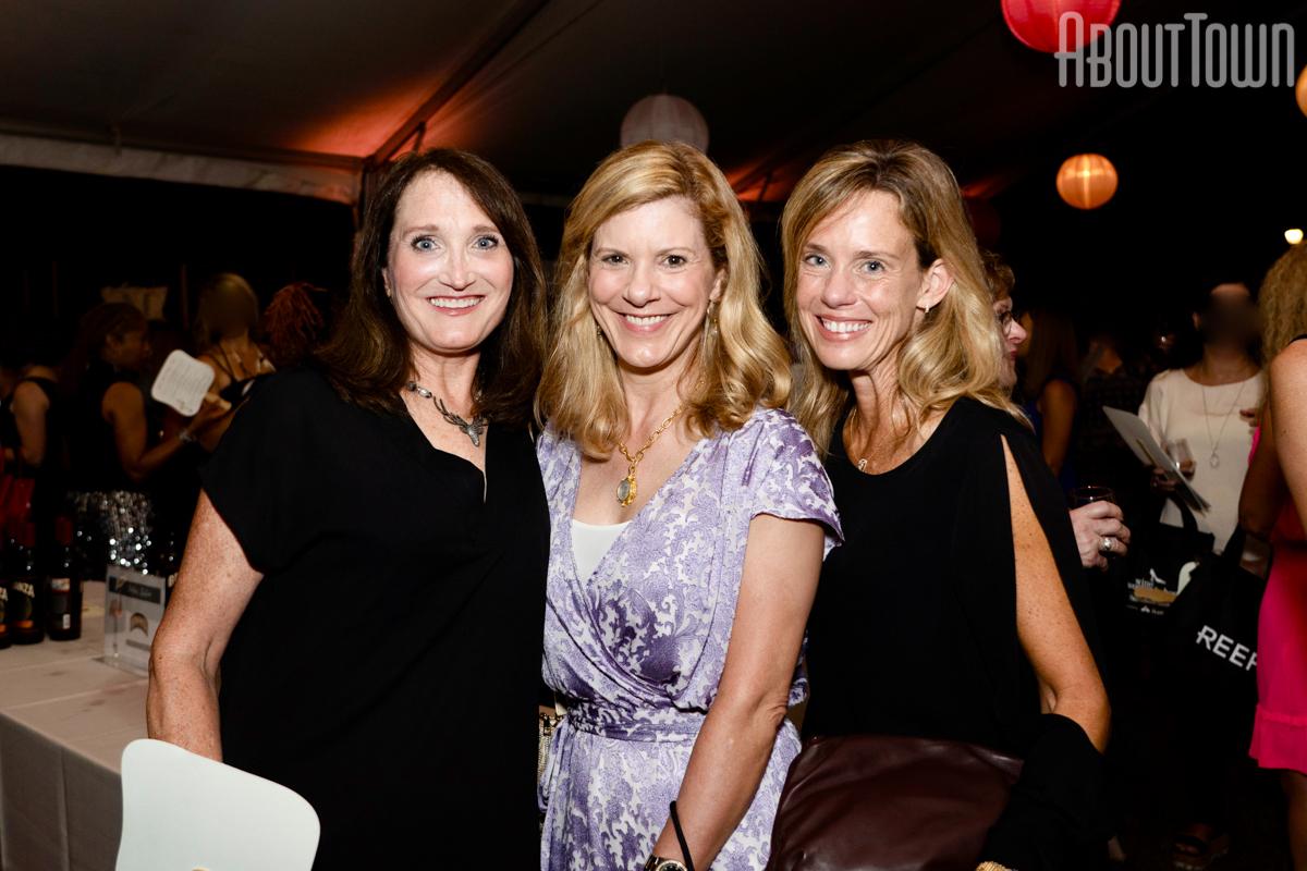 Melanie Kohn, Debbie Drummond, Elizabeth Noles