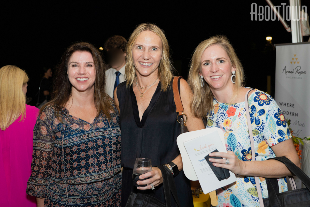 Kelly Peace, Mary Louise Choate, Anne Lary