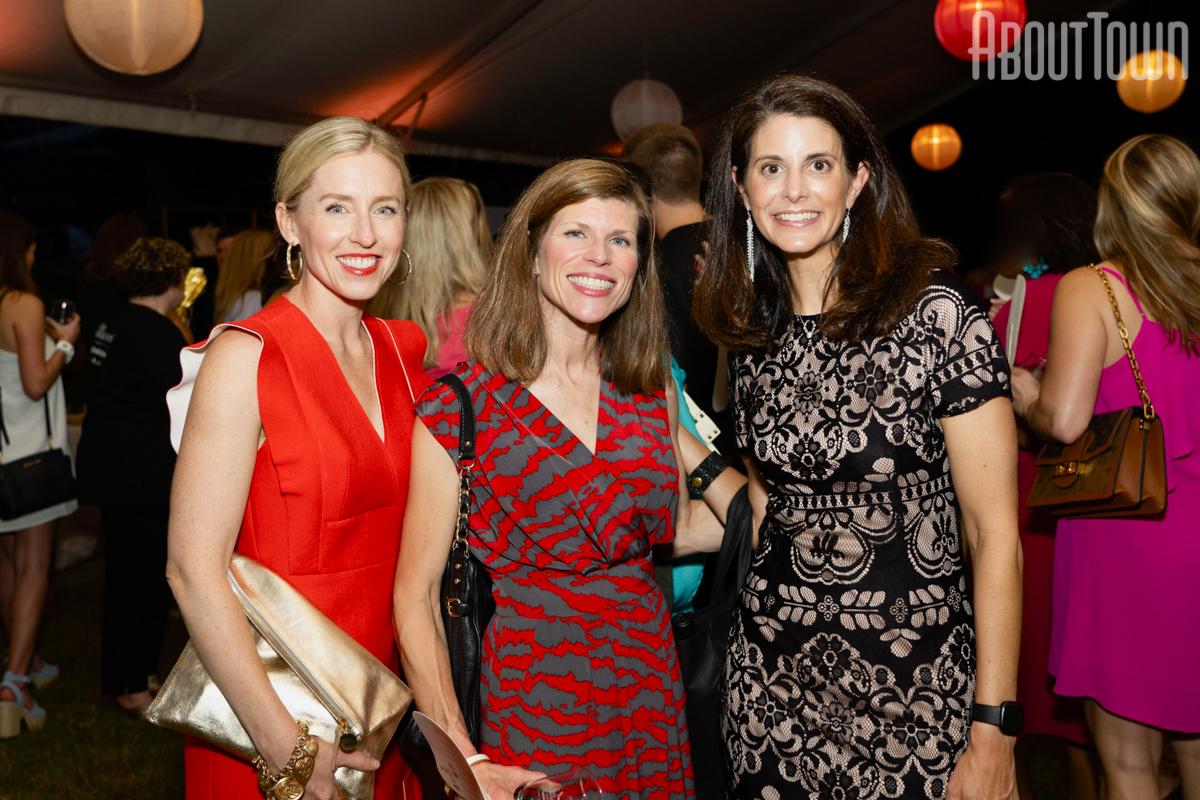 Margaret Bond, Lindsay Aycock, Jacqueline DeMarco