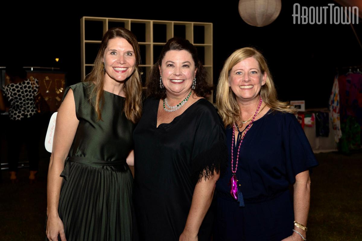 Becky Holt, Alison Scott, Valerie Ramsbacher
