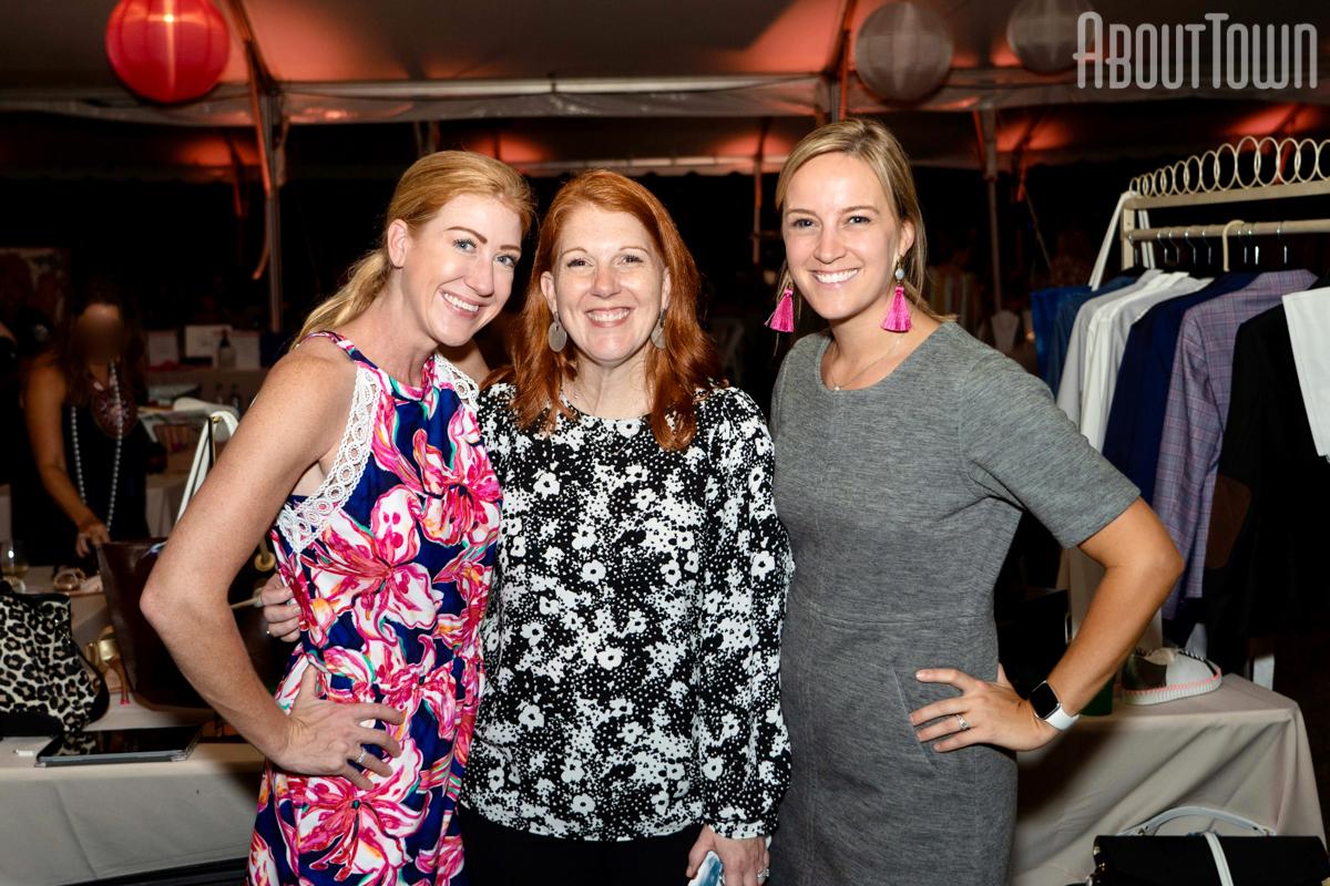 Claire Flowers, Karen Grahn, Claire Vansant
