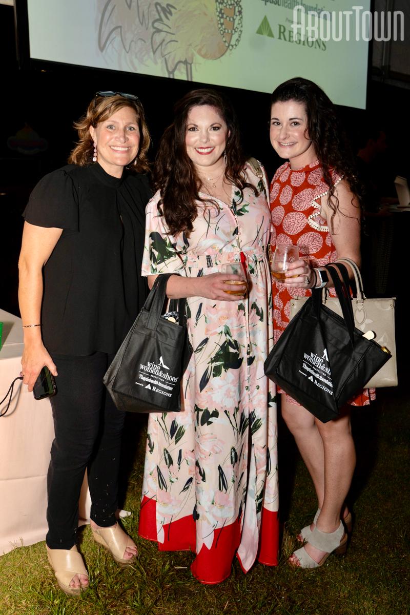 Kate Gillespie, Stacy Watts, Tabitha Barton
