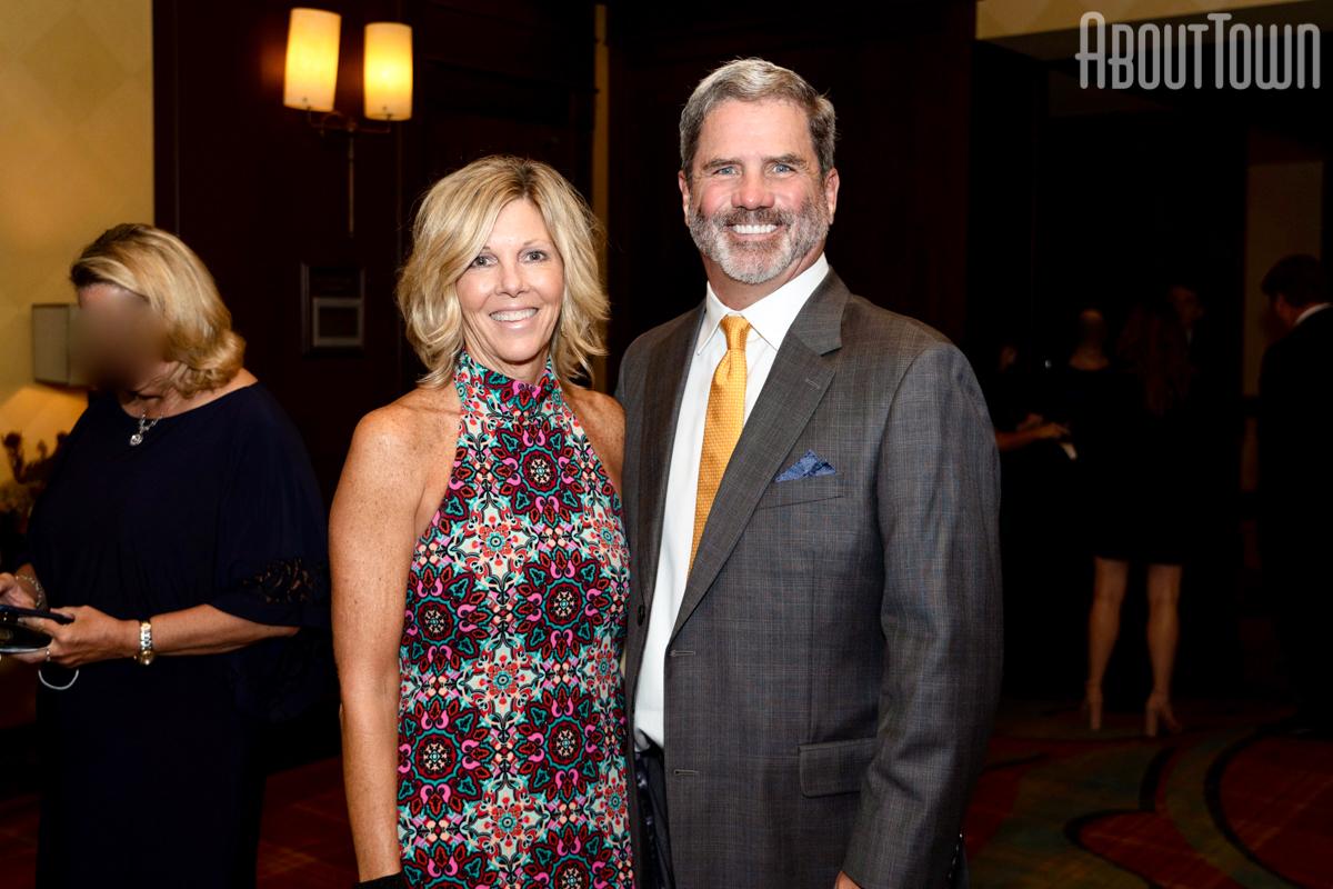 Lynn and Pat Cogburn