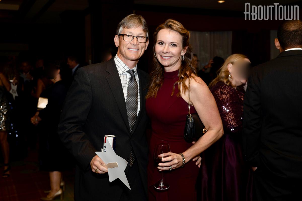 Scott and Christine Ferguson
