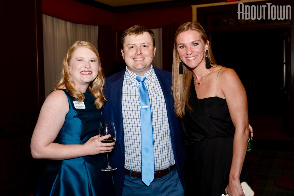 Amanda and Keith Dickey, Maggie Corcoran