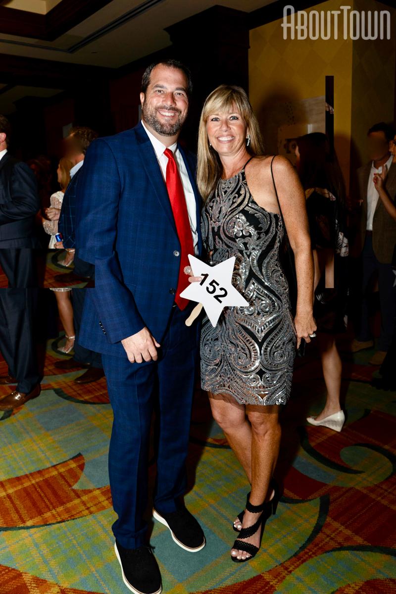 Mark and Kristy Burkholder