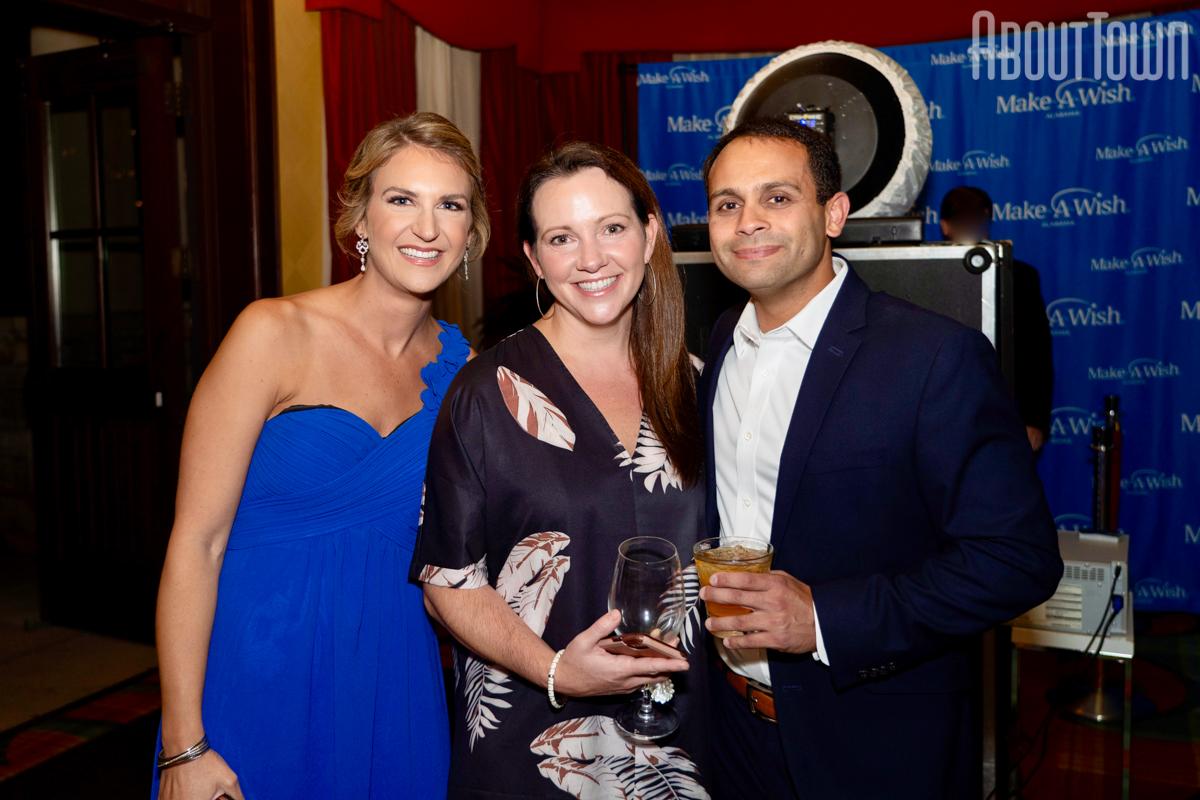 Beth Milazzo, Kristin and Phillip Madonia
