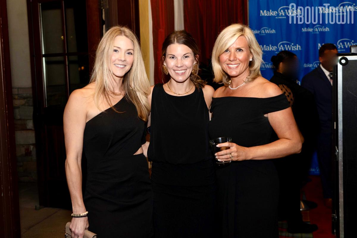 Amy Metz Williams, Ashley Lavender, Jennifer Whitson