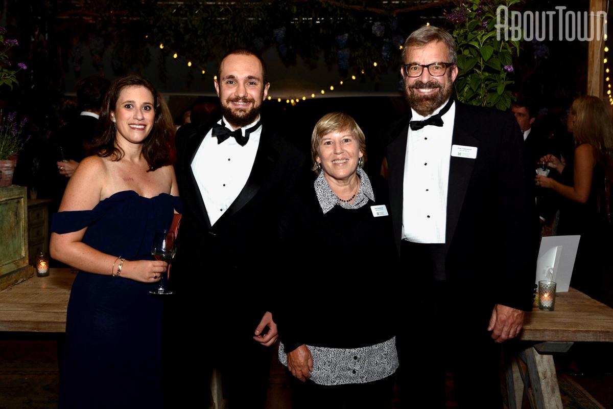 Elizabeth Bowab, Benjamin Torczon, Jane and Tom Underwood
