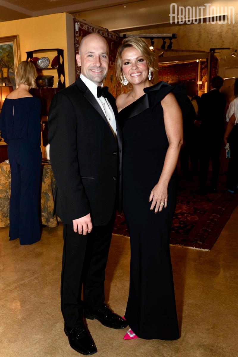 Corey and Jessica Coleman