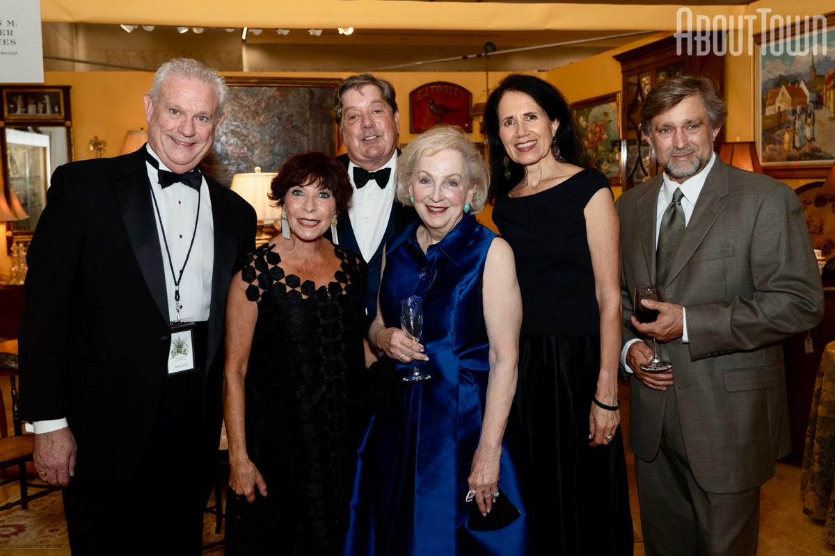 Tom Fortner, Cathy G Mezrano, Philippe Lathorp, Judy Crittenden, Amy Baddour, Sumter Degaris