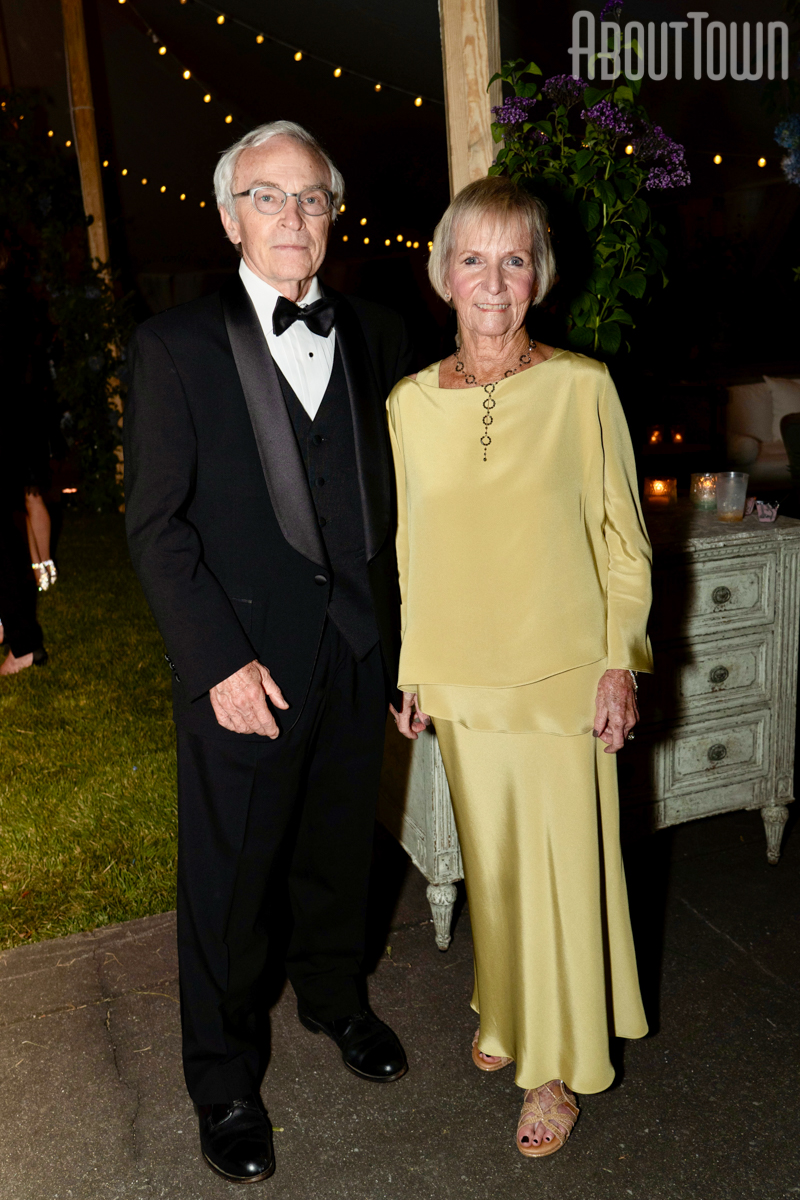 Charles and Donna Robinett