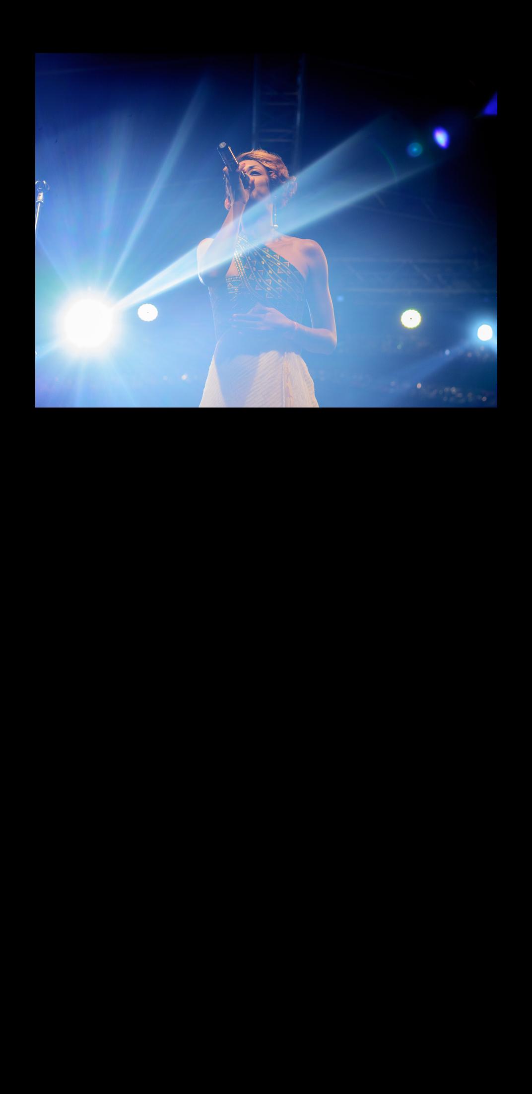 The singer SZA