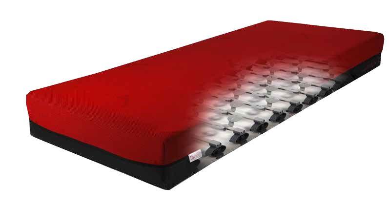 matras speciaal ontworpen voor parkinson patiënten