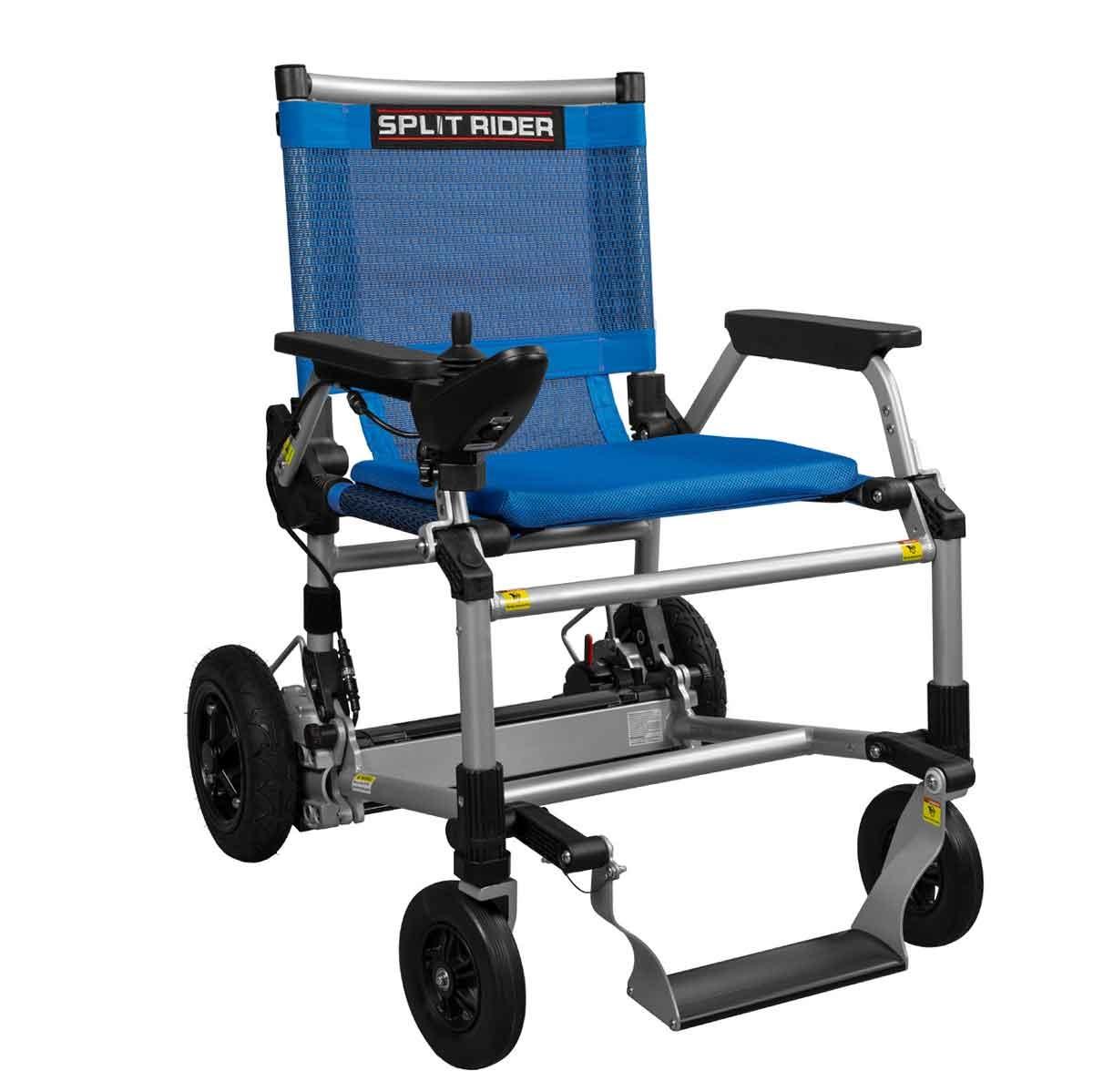 Lichtgewicht opvouwbare rolstoel- elektrisch