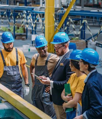 Transformation digitale des usines