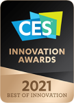 CES Innovation Awards 2021 Best of Innovation