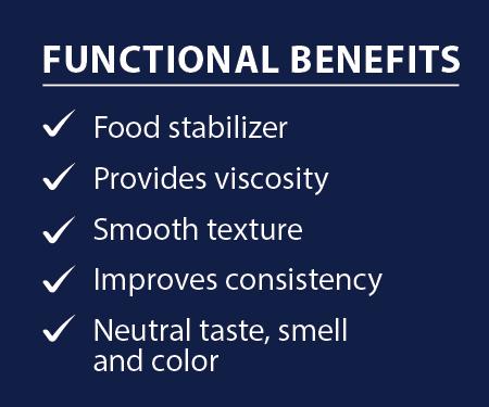 Functional Benefits