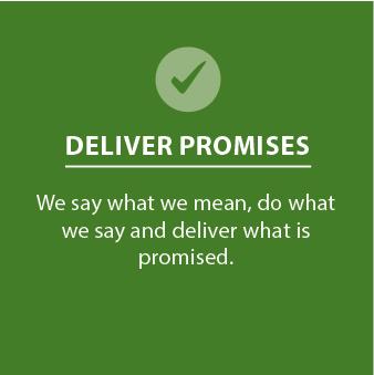 Deliver Promises