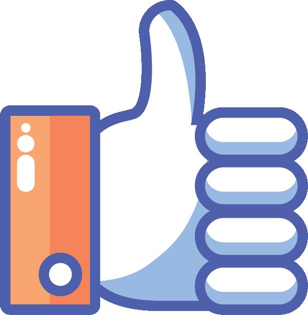 Social Media Marketing Icon - www.everbluedigital.com