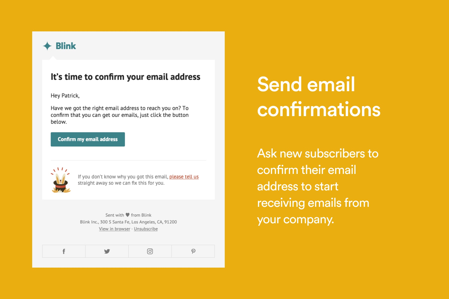 HTML Transactional Emails