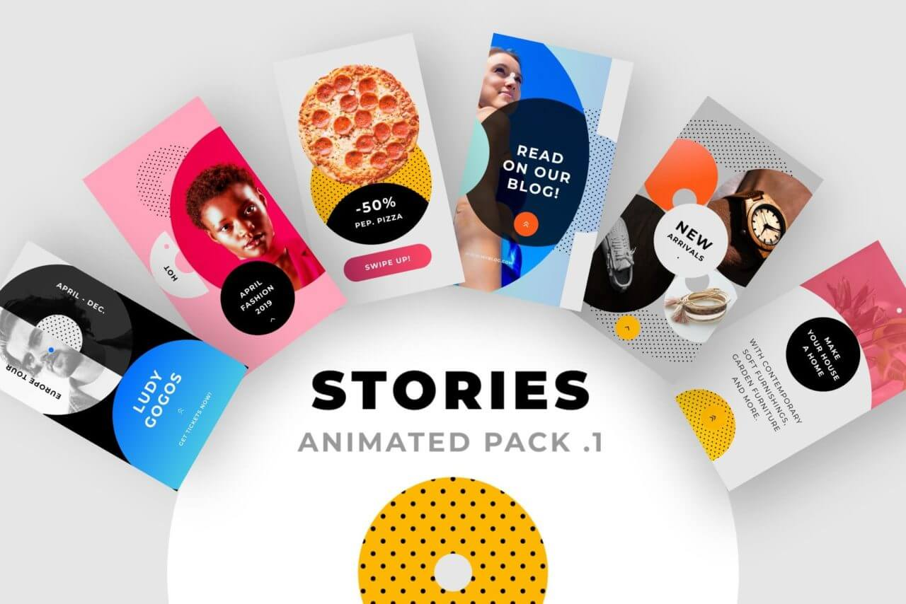 Animated Instagram Mockups