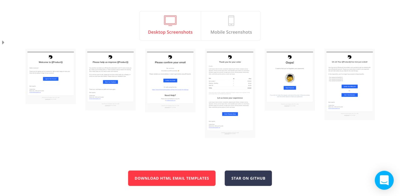 Email Templates For Startups And SaaS