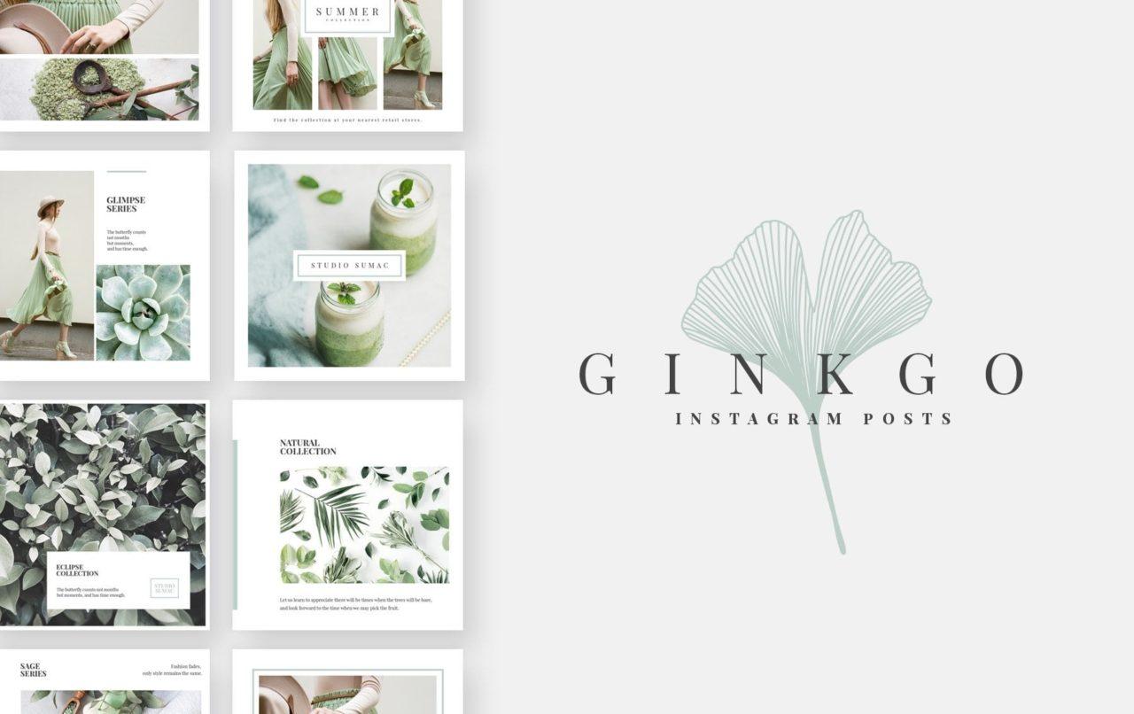 ginkgo template