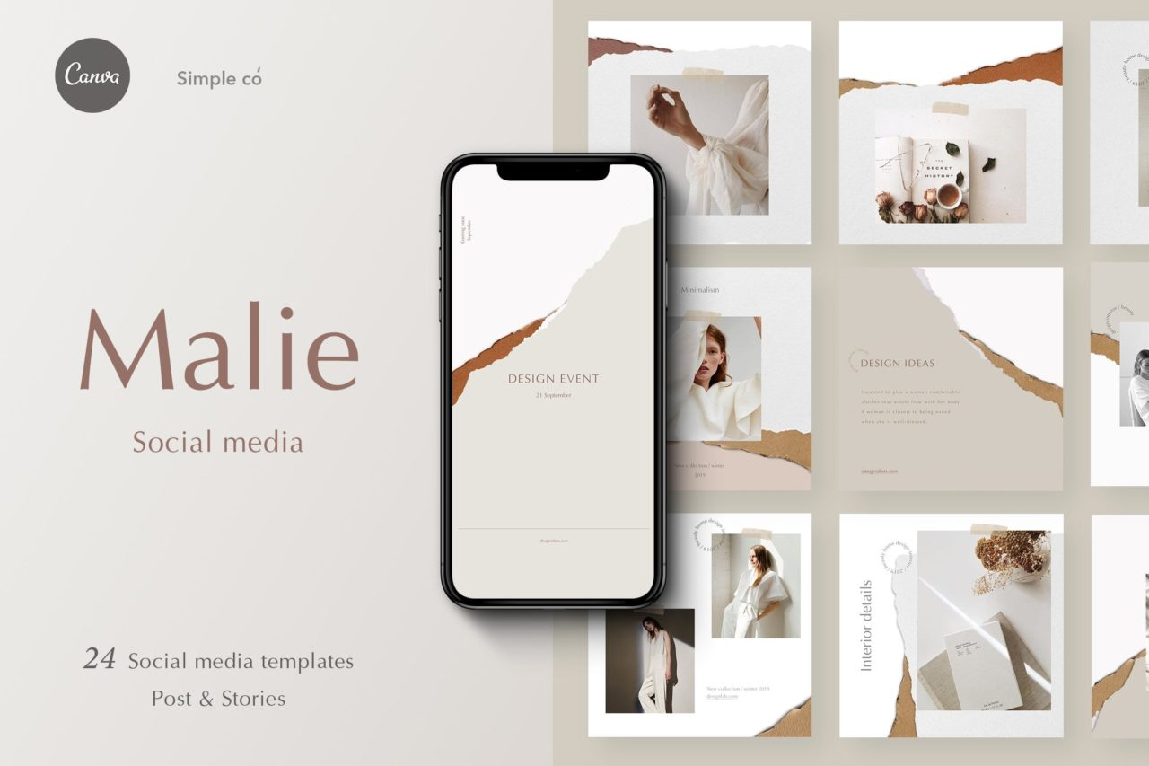 28 Best Instagram Post Templates For Any Brand Nice