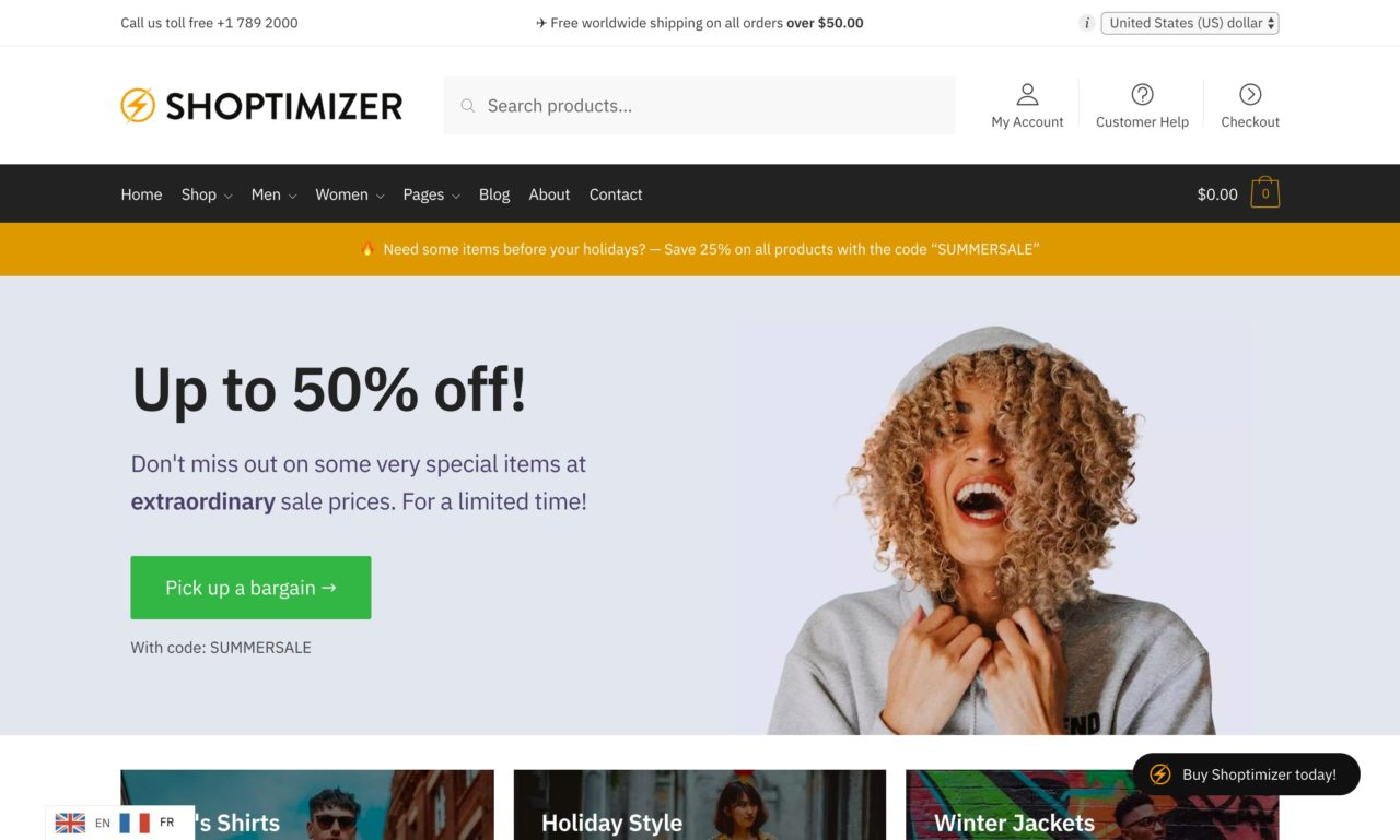 shoptimizer mockup template
