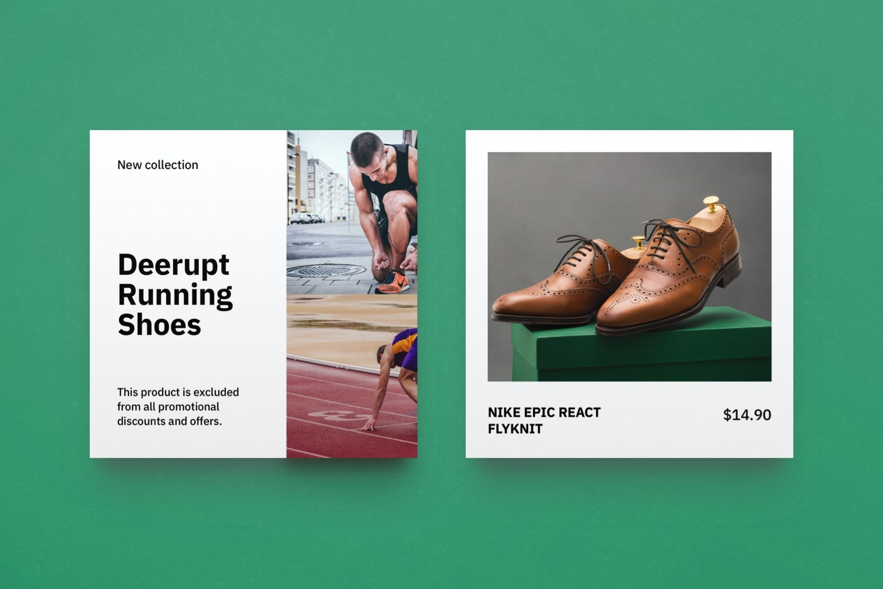 Instagram Templates for E-commerce