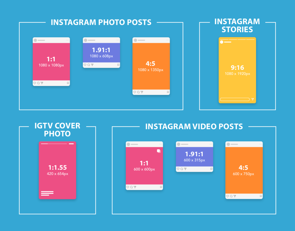 instagram image sizes