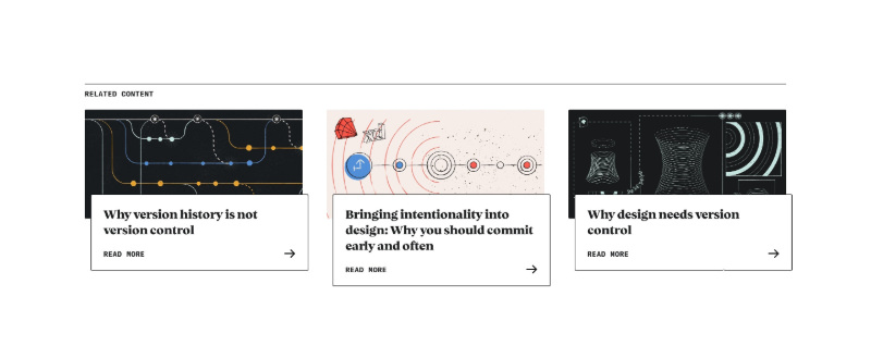 Related Content Section Grid