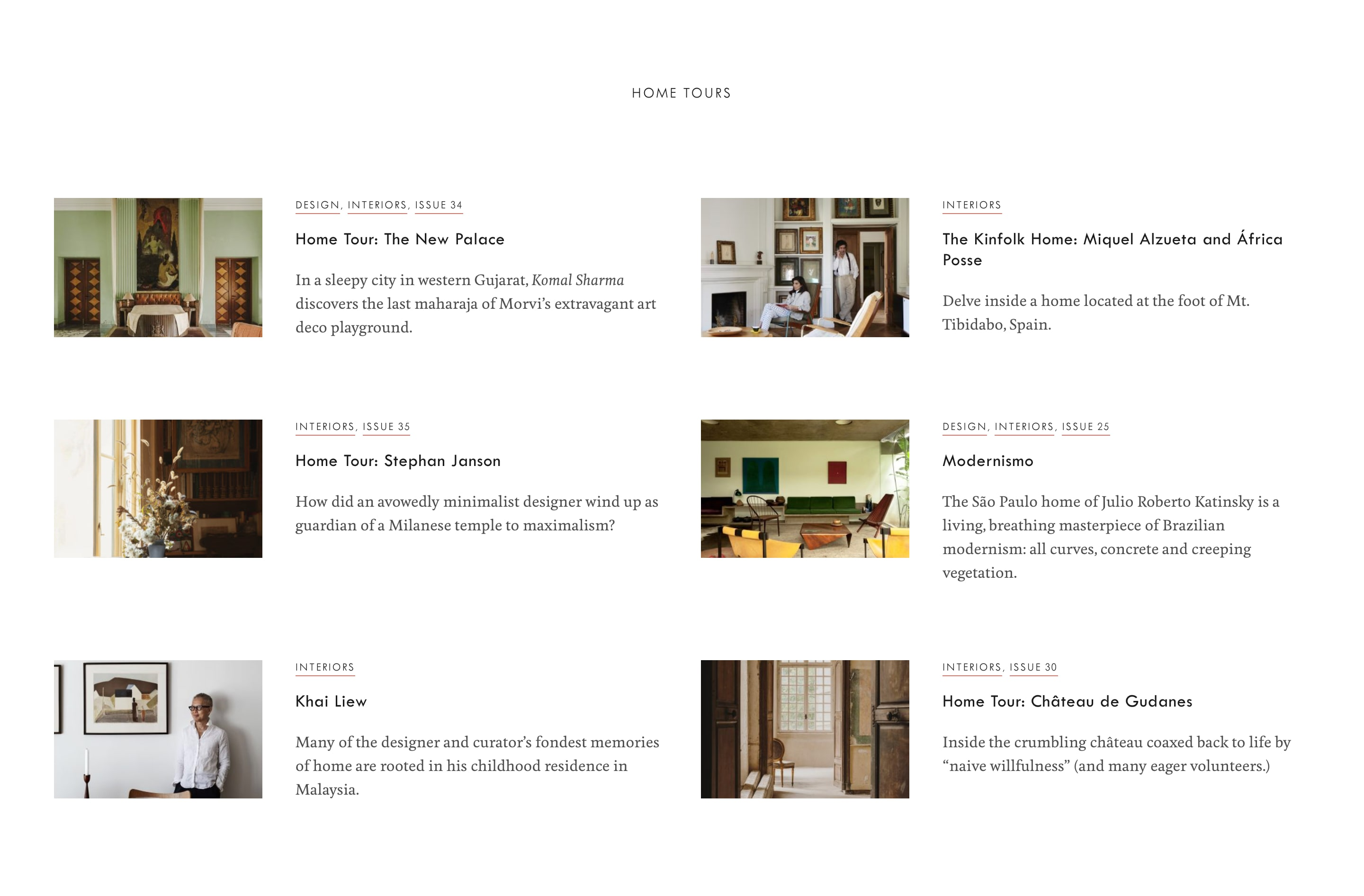 Related Blog Articles Grid in 2 Columns