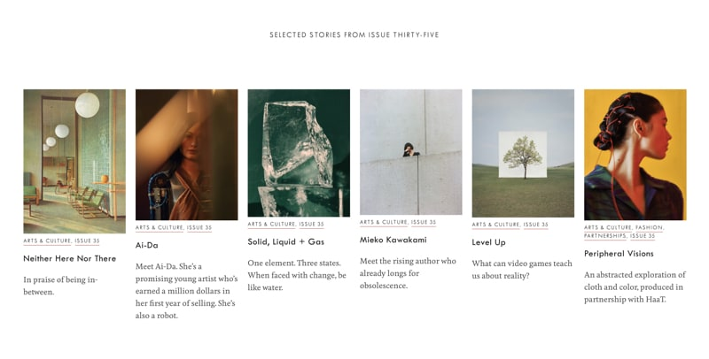 Related Blog Posts Grid in 6 Columns