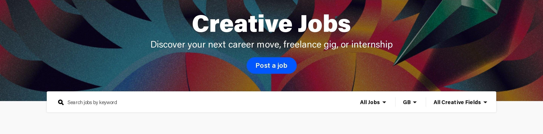 Jobs Listing Search Box