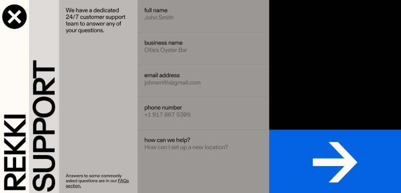 Send Message Form in Metro Design Layout