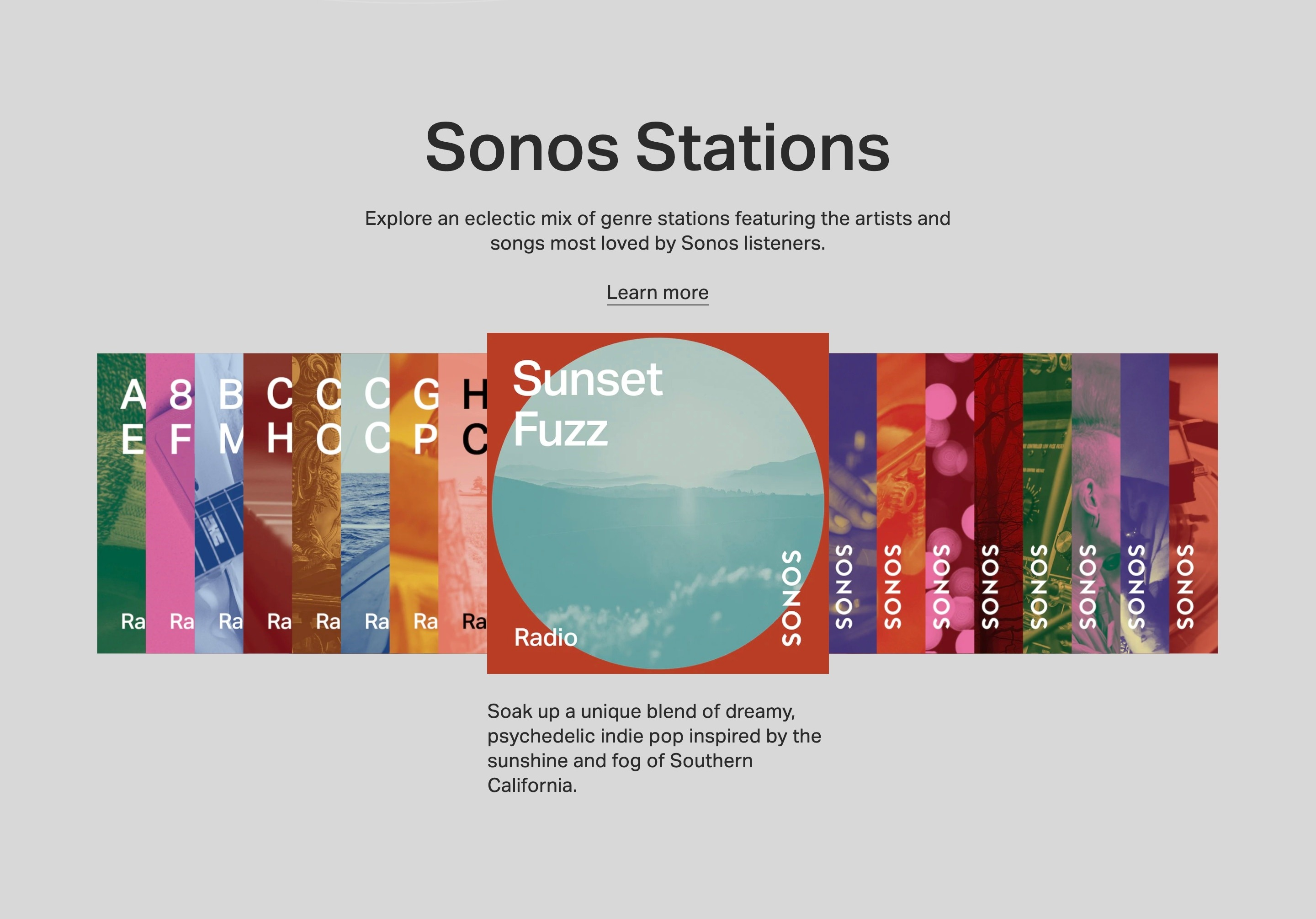 List of Radio Station with Cover Images