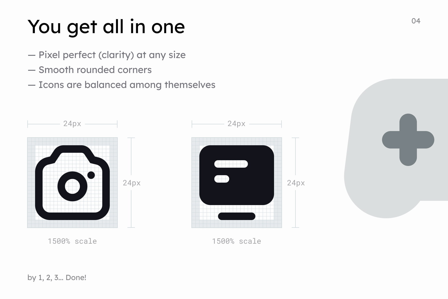 Electronics Icons in 3 Styles
