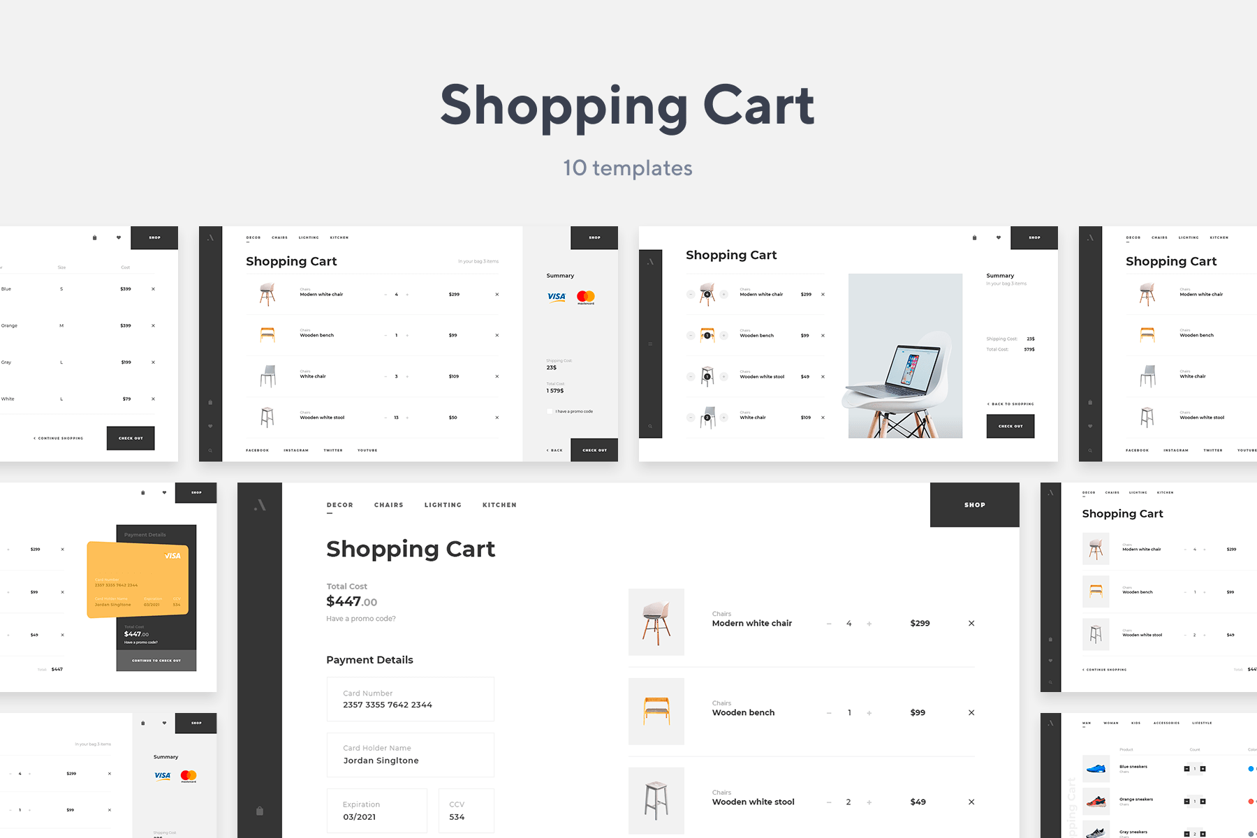 E-Commerce UIKit