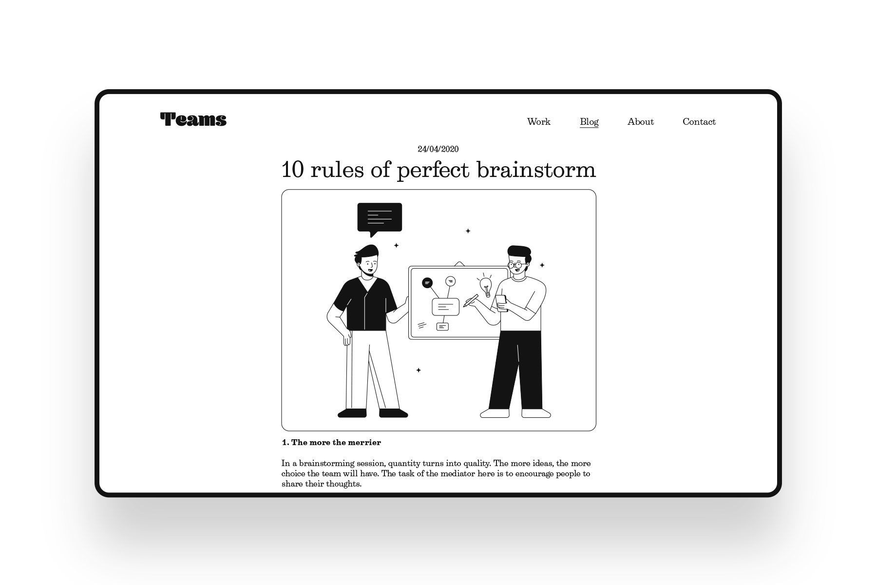 Vector Illustration Scenes