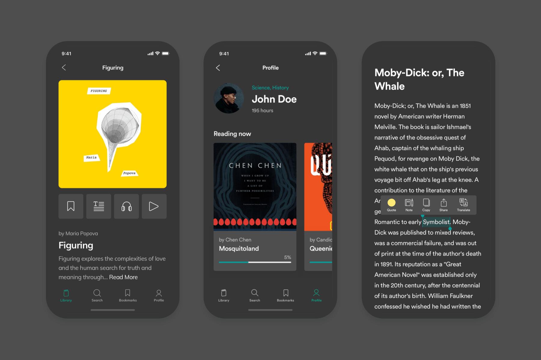 Reading iOS App UI Kit